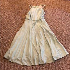 Gal Meets Glam Dresses - Gal Meets Glam Green Midi Sundress